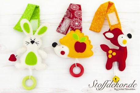 Activity Spielzeug Filz Baby Gym Spielzeug Spielbogen Spielzeug Babyspielzeug