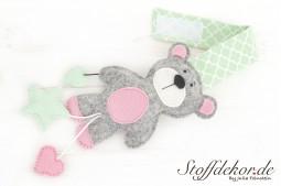 Maxi-Cosi Anhänger Filz Buggy Spielzeug Kinderwagen Spielzeug Babyspielzeug